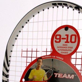 rakieta tenisowa juniorska WILSON TEAM JR 25 / 501300