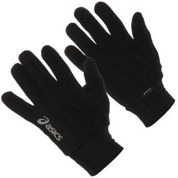 rękawiczki do biegania ASICS FLEECE GLOVES / 114701-0904