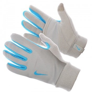 rękawiczki do biegania damskie NIKE THERMAL TECH RUNNING GLOVES