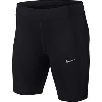 "spodenki do biegania damskie NIKE DRI-FIT ESSENTIAL 8"" SHORT / 645591-010"