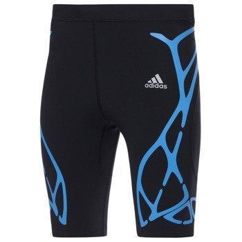 spodenki do biegania męskie ADIDAS ADIZERO SPRINT WEB SHORT TIGHT / F82864