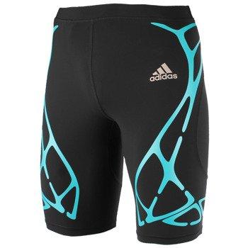 spodenki do biegania męskie ADIDAS ADIZERO SPRINTWEB SHORT TIGHT / AI3224