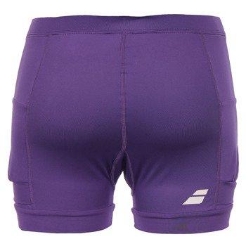 spodenki tenisowe damskie BABOLAT SHORTY MATCH PERFORMANCE / 41S1422-159