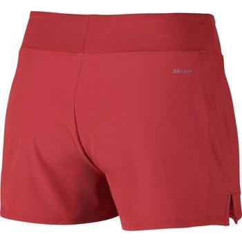 spodenki tenisowe damskie NIKE BASELINE SHORT / 728785-671