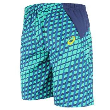 spodenki tenisowe męskie ASICS ATHLETE 9IN SHORT / 130227-0178