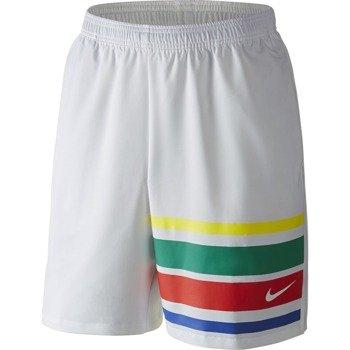 """spodenki tenisowe męskie NIKE COURT 9"""" SHORT / 729264-100"""