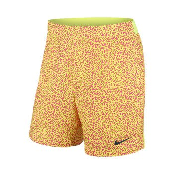 spodenki tenisowe męskie NIKE GLADIATOR 7'' SHORT PRINTED / 6645037-667