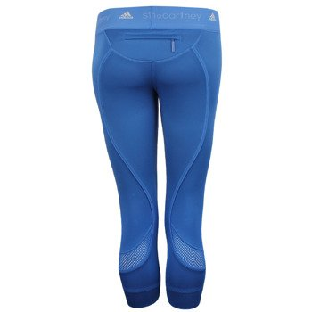 spodnie do biegania Stella McCartney ADIDAS RUN 3/4 TIGHT / S16181