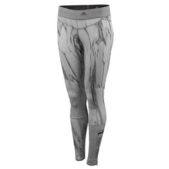spodnie do biegania Stella McCartney ADIDAS RUN PRINT TIGHT / S16091