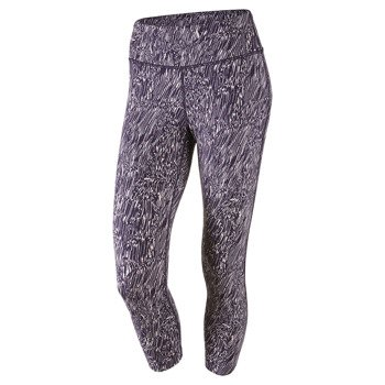 spodnie do biegania damskie 3/4 NIKE POWER EPIC RUNNING CROP / 799820-524