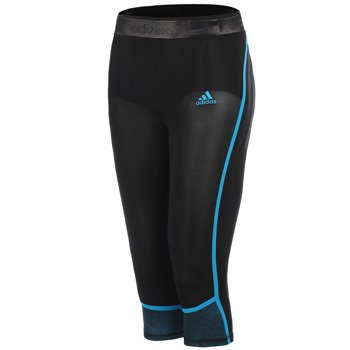 spodnie do biegania damskie ADIDAS ADIZERO COMPETITION 3/4 TIGHTS / F82587
