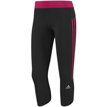 spodnie do biegania damskie ADIDAS RESPONSE 3/4 TIGHT / D85486
