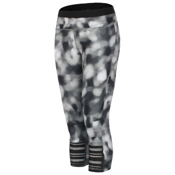spodnie do biegania damskie ADIDAS SUPERNOVA 3/4 TIGHT / S16399
