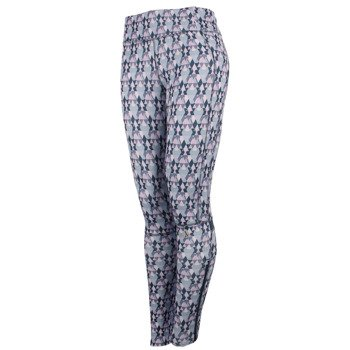 spodnie do biegania damskie ADIDAS SUPERNOVA GRAPHIC LONG TIGHT / AI3276