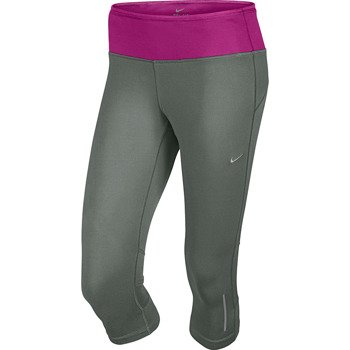 spodnie do biegania damskie NIKE DF EPIC RUN CAPRI / 547607-035