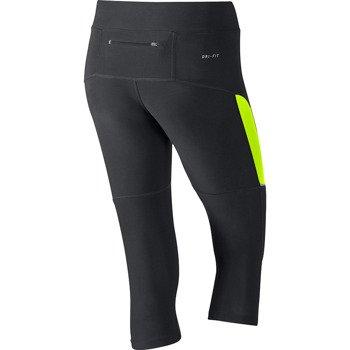 spodnie do biegania damskie NIKE FILAMENT CAPRI / 519841-067