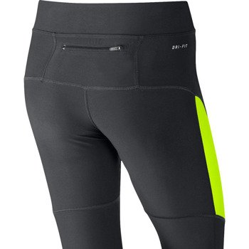 spodnie do biegania damskie NIKE FILAMENT TIGHT / 519843-067