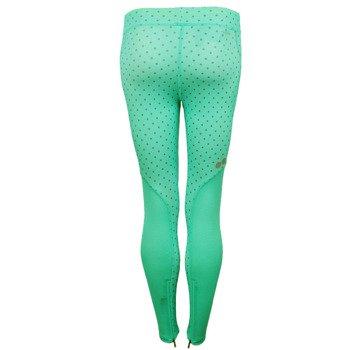spodnie do biegania damskie REEBOK TIGHT DOT / Z89399