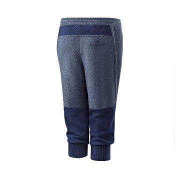 spodnie sportowe Stella McCartney ADIDAS ESSENTIALS 3/4 SWEAT PANTS / F77083
