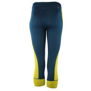 spodnie sportowe damskie 3/4 ADIDAS TECHFIT CAPRI / AY4317