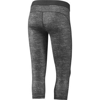 spodnie sportowe damskie 3/4 ADIDAS TECHFIT CAPRI TIGHT / D88877
