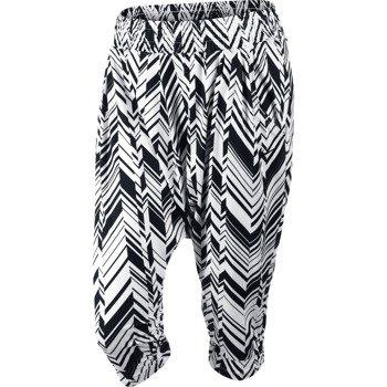 spodnie sportowe damskie 3/4 NIKE AVANT FREEZE FRAME CAPRI / 643316-100