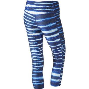 spodnie sportowe damskie 3/4 NIKE LEGEND 2.0 TIGHT TIGER CAPRI / 620249-455
