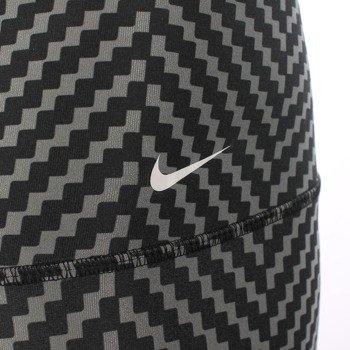 spodnie sportowe damskie 3/4 NIKE LEGEND 2.0 ZIG ZAG CAPRI / 614291-016