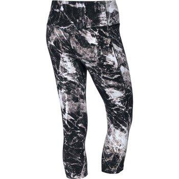 spodnie sportowe damskie 3/4 NIKE LEGENDARY ENG MARBLE CAPRI / 695509-010