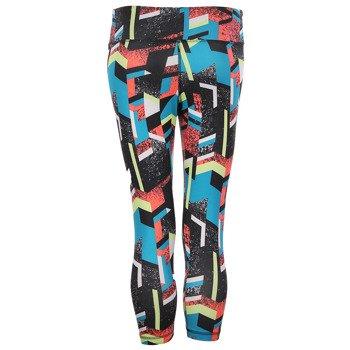 spodnie sportowe damskie 3/4 REEBOK AER PRINT CAPRI