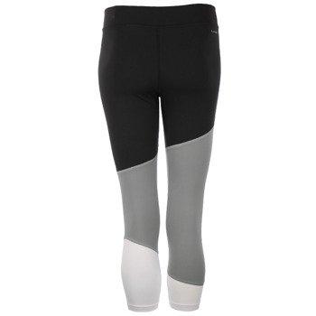 spodnie sportowe damskie 3/4 REEBOK DANCE FOUNDATION CAPRI / B87286