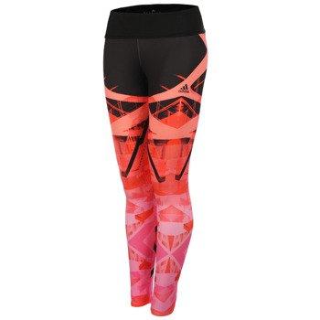 spodnie sportowe damskie ADIDAS STUDIO LACES TIGHT