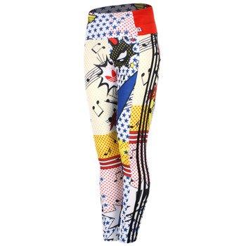 spodnie sportowe damskie ADIDAS SUPER HIGH LEGGINGS / S23573