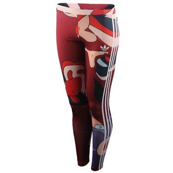 spodnie sportowe damskie ADIDAS TIGHTS / AY7122