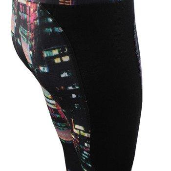 spodnie sportowe damskie ADIDAS TOKYO PRINTED LEGGINGS / S19941