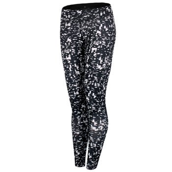 spodnie sportowe damskie ADIDAS ULTIMATE ALL OVER PRINTED TIGHT / AB7162