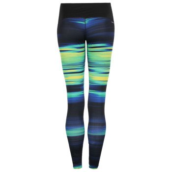 spodnie sportowe damskie ADIDAS ULTIMATE HIGH RISE ALLOVER PRINTED TIGHT / AB7129
