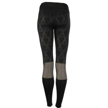 spodnie sportowe damskie ADIDAS WORKOUT LONG TIGHT TRIAX / AJ5067