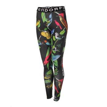 spodnie sportowe damskie ENDORFINA LEGGINS BIRDY / JZ16-5621