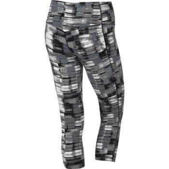 spodnie sportowe damskie NIKE 3/4 LEGENDARY NIGHT LIGHT CAPRI / 620247-010