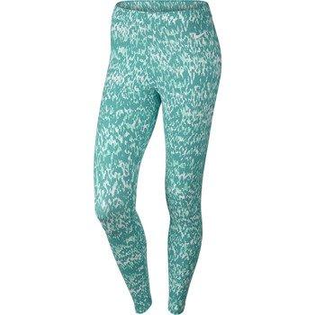 spodnie sportowe damskie NIKE CLUB ALLOVER PRINT / 629180-388