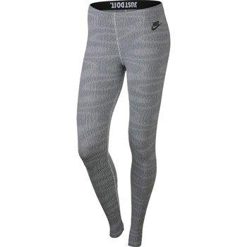 spodnie sportowe damskie NIKE LEG-A-SEE ALLOVER PRINTED LEGGING / 726096-010