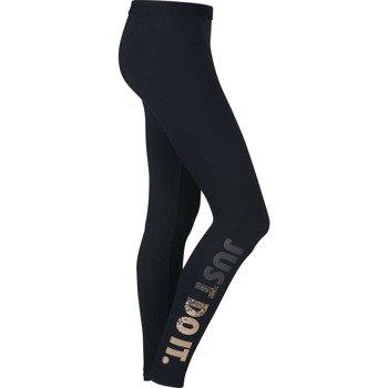 spodnie sportowe damskie NIKE LEG-A-SEE-JUST DO IT METAL / 678858-010
