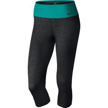 spodnie sportowe damskie NIKE LEGEND 2.0 TI DFC CAPRI / 552141-037