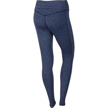 spodnie sportowe damskie NIKE LEGEND POLY TIGHT SPACDYE / 725007-451