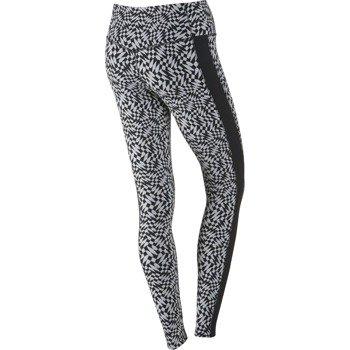 spodnie sportowe damskie NIKE LEGENDARY CHECKER TIGHT PANT / 683678-012