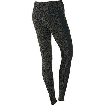 spodnie sportowe damskie NIKE LEGENDARY CHECKER TIGHT PANT / 683678-325