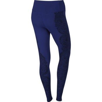 spodnie sportowe damskie NIKE LEGENDARY TIGHT ENGINEERED TIDAL / 724952-455