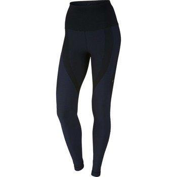 spodnie sportowe damskie NIKE ZONED SCULPT TIGHT / 810965-010