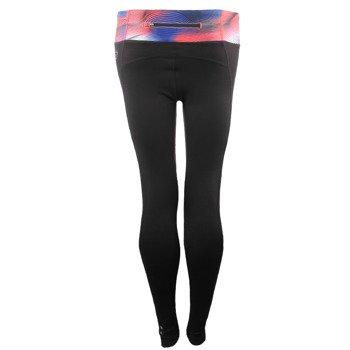 spodnie sportowe damskie PUMA GRAPHIC TIGHT / 514334-02